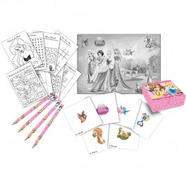 Princess & Animals Activity Pack (1)
