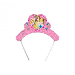 Princess & Animals Die-Cut Tiaras (6)
