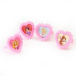 Princess & Animals Rings (4)