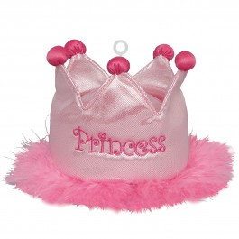 Princess Crown Plush Balloon Weight (1)