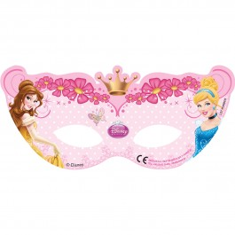 Princess Glamour Die-cut  Paper Masks (6)
