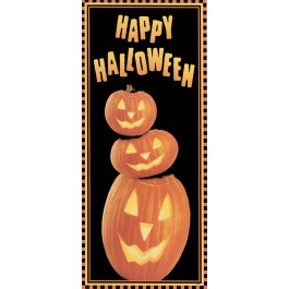Pumpkin Glow Door Posters (1)