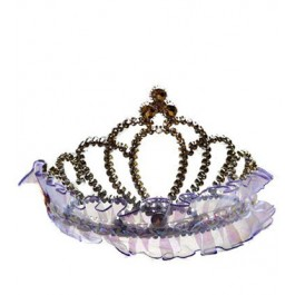 Purple Lace Tiara (1)