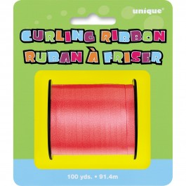 Red Curling Ribbon (1)