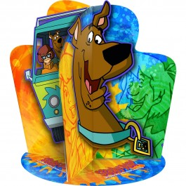 Scooby Doo Birthday Centerpiece (1)