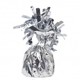 Silver Foil Balloon Weight (1)