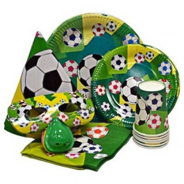 Soccer Fever Party Pack For 6 (1)