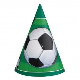 Soccer Party Hats (8)