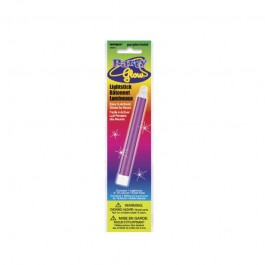 "Purple Glow Lightstick 6"" (1)"