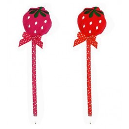 Strawberry Ball Pen (1)