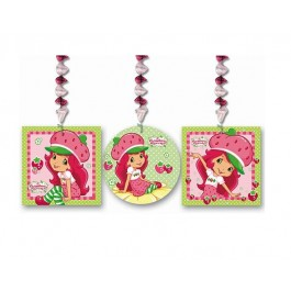 Strawberry Shortcake Danglers (3)