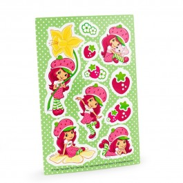 Strawberry Shortcake Sticker Sheets (2)