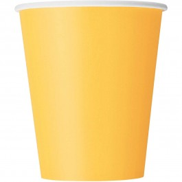 Sunflower Yellow Cups (14)