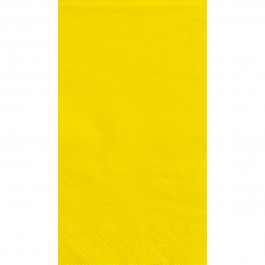 Sunflower Yellow Guest Napkins (20)