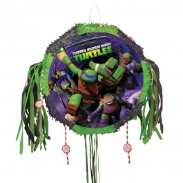 Teenage Mutant Ninja Turtles Pull String Pinata (1)