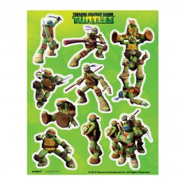 Teenage Mutant Ninja Turtles Stickers (4)