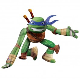 "44"" Ninja Turtles Leonardo Airwalker (1)"