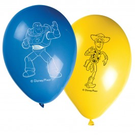 "Toy Story Balloons 11"" (8)"