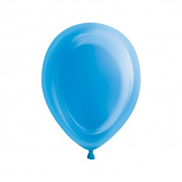 Twilight Blue Light-Up Balloons (5)