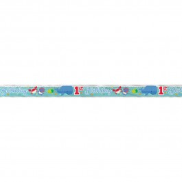 Under The Sea Pals Baby Shower Foil Banner (1)