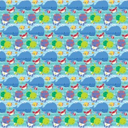 Under The Sea Pals Giftwrap 30X5FT (1)