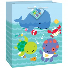 Under The Sea Pals Medium Giftbag (1)
