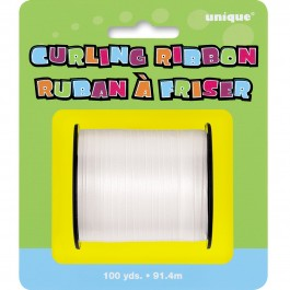White Curling Ribbon (1)