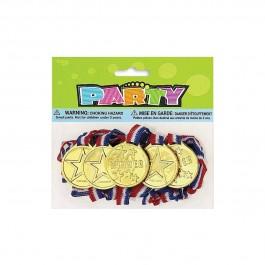 Winner Medals (5)