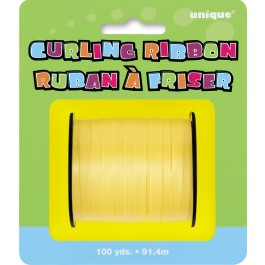 Yellow Curling Ribbon (1)