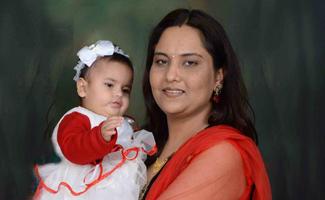 Real Mommy Stories - Aruna Rana