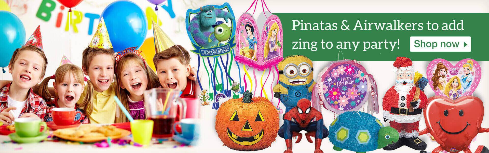 Online Kids Birthday Party Supplies